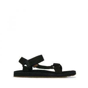 נעליים טיבה לגברים Teva Original Universal Leather - שחור