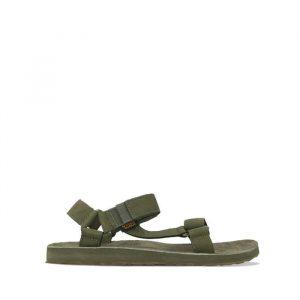 נעליים טיבה לגברים Teva Original Universal Leather - ירוק