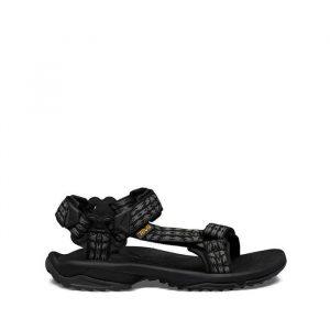 נעליים טיבה לגברים Teva Terra Fi Lite - שחור/אפור
