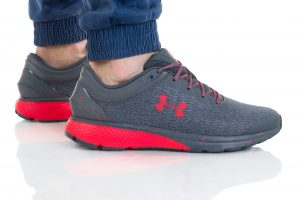 נעליים אנדר ארמור לגברים Under Armour CHARGED ESCAPE 3 - אפור