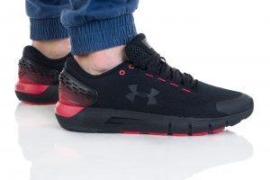 נעליים אנדר ארמור לגברים Under Armour CHARGED ROUGE 2 - שחור/אדום
