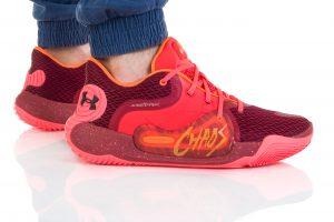 נעליים אנדר ארמור לגברים Under Armour UA SPAWN 2 - אדום
