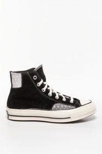 נעליים קונברס לגברים Converse CHUCK 70 HI - שחור