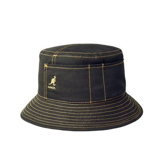 ביגוד קנגול לגברים Kangol Workwear Bucket - שחור