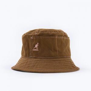 ביגוד קנגול לגברים Kangol Workwear Bucket - חום