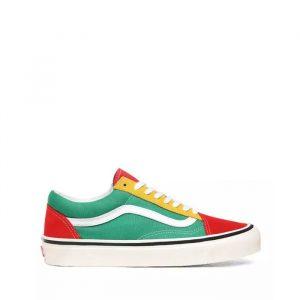 נעליים ואנס לגברים Vans Old Skool 36 DX Anaheim Factory - צבעוני בהיר