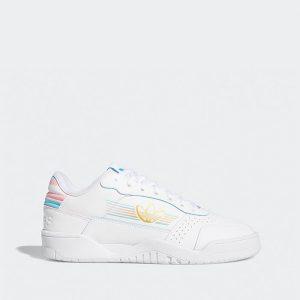 נעליים Adidas Originals לנשים Adidas Originals Carerra Low Pride - לבן