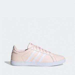 נעלי סניקרס אדידס לנשים Adidas Originals Courtpoint - אפרסק