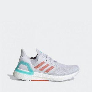 נעליים אדידס לנשים Adidas Ultraboost 20 - אפור