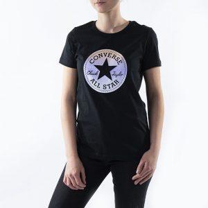 ביגוד קונברס לנשים Converse Ombre Nova Chuck Taylor Patch - שחור