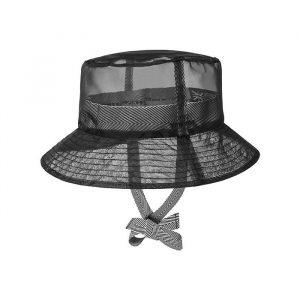 ביגוד קנגול לנשים Kangol Transparent Bucket - שחור