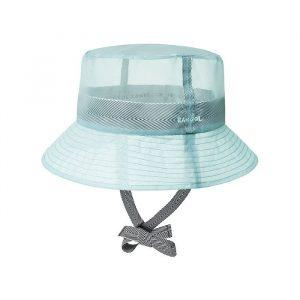 ביגוד קנגול לנשים Kangol Transparent Bucket - כחול