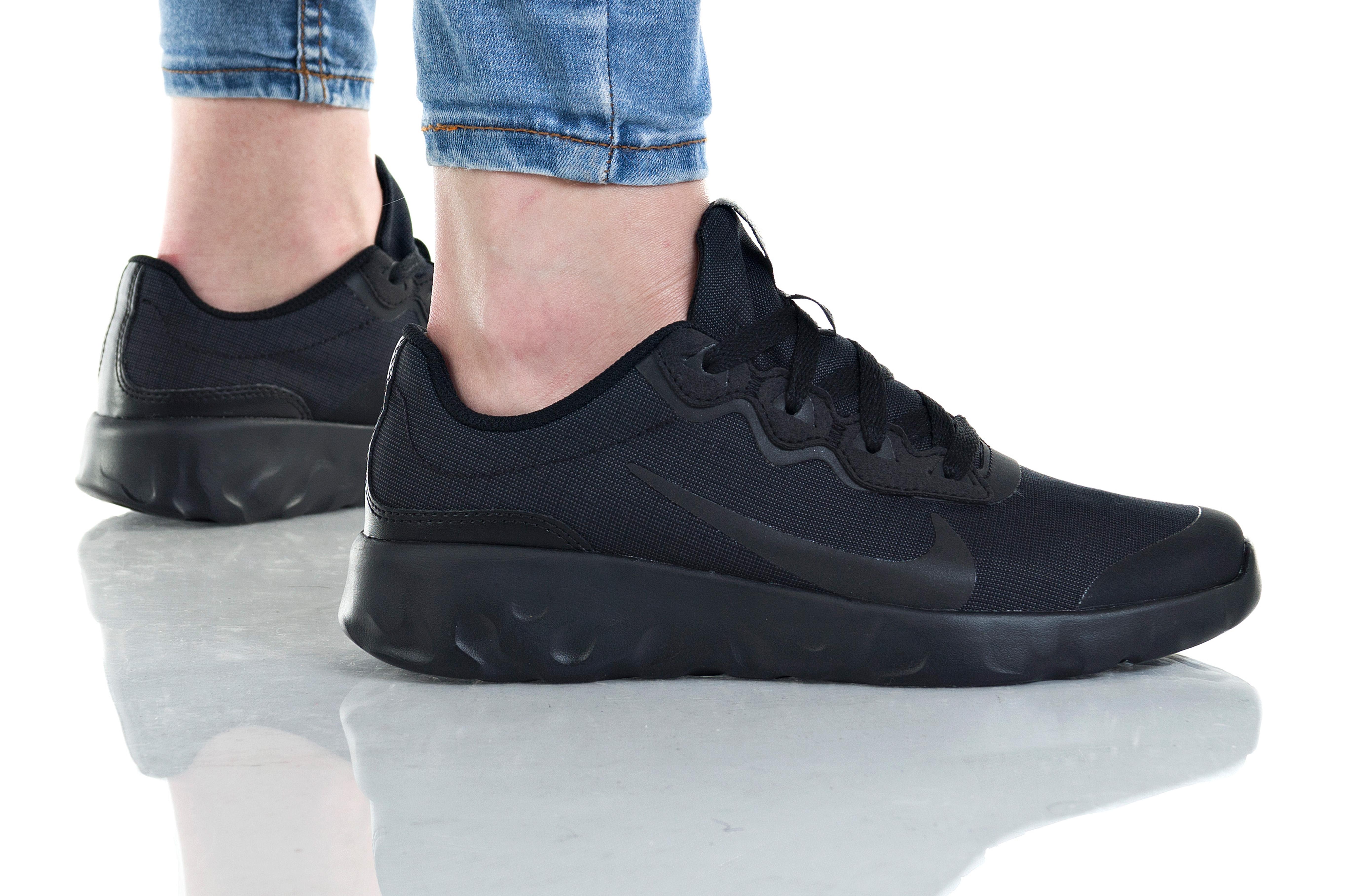 נעליים נייק לנשים Nike EXPLORE STRADA GS - שחור