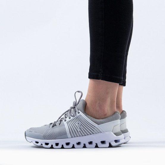 נעליים און לנשים On Running Cloudswift - אפור