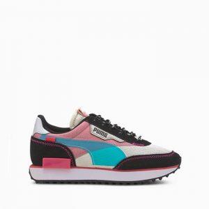 נעליים פומה לנשים PUMA Future Rider City Attack - צבעוני