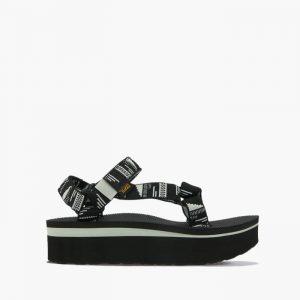 נעליים טיבה לנשים Teva Midform Platform Universal - שחור