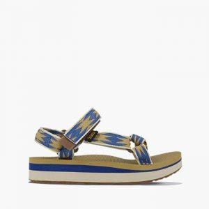 נעליים טיבה לנשים Teva Midform Universal - כחול