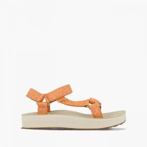נעליים טיבה לנשים Teva Midform Universal - כתום