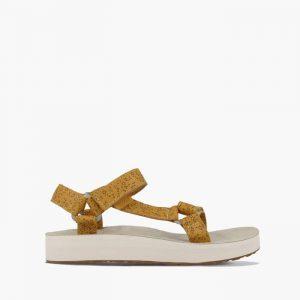 נעליים טיבה לנשים Teva Midform Universal - חום/צהוב