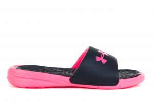 נעליים אנדר ארמור לנשים Under Armour Playmaker Fix SL - שחור