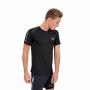 חולצת אימון VN לגברים VN Never Stop Running - שחור