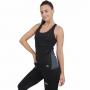 חולצת אימון VN לנשים VN Damn - שחור
