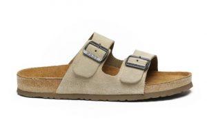 נעליים טבע נאות לגברים Teva naot Shahar - זמש חום בהיר