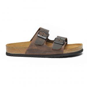 נעליים טבע נאות לגברים Teva naot Shahar - חום