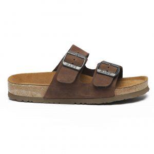 נעליים טבע נאות לגברים Teva naot Shahar - חום כהה