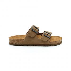 נעליים טבע נאות לגברים Teva naot Shahar - זמש חום