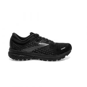 נעלי ריצה ברוקס לגברים Brooks Ghost 13 - שחור מלא