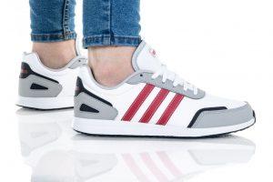 נעלי סניקרס אדידס לנשים Adidas VS SWITCH 3 - לבן/אדום