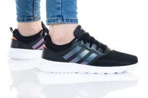 נעלי ריצה אדידס לנשים Adidas QT RACER 2.0 - שחור