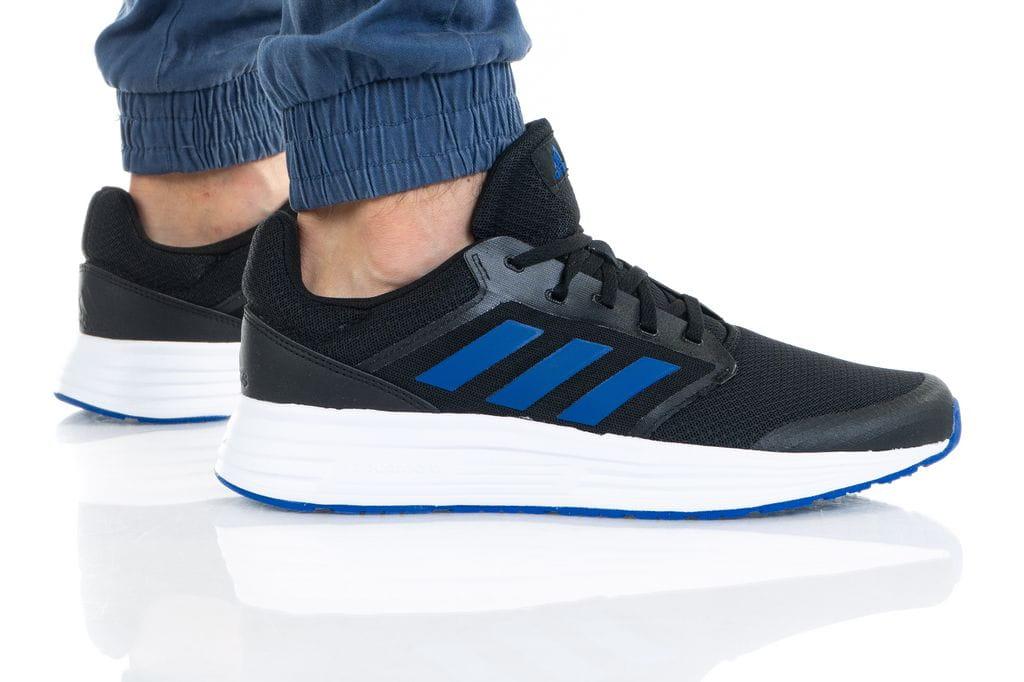 נעליים אדידס לגברים Adidas GALAXY 5 - שחור/כחול