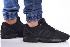 נעליים אדידס לגברים Adidas  Zx Flux - שחור מלא
