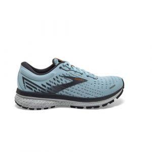נעלי ריצה ברוקס לנשים Brooks Ghost 13 - תכלת
