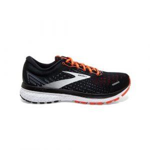 נעלי ריצה ברוקס לגברים Brooks Ghost 13 - שחור