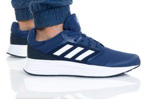 נעלי סניקרס אדידס לגברים Adidas GALAXY 5 - כחול
