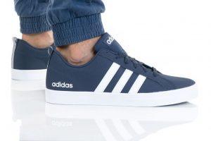 נעלי סניקרס אדידס לגברים Adidas VS PACE - כחול/לבן