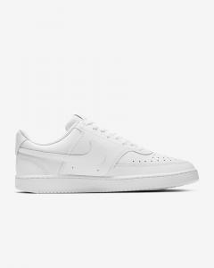נעלי סניקרס נייק לגברים Nike Court Vision Low - לבן