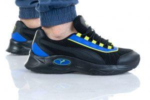 נעליים פומה לגברים PUMA NUCLEUS - שחור/כחול