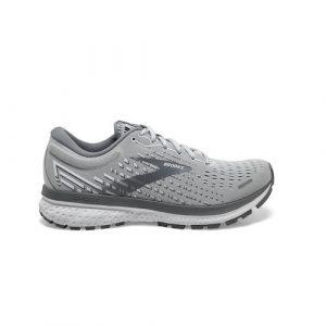 נעלי ריצה ברוקס לנשים Brooks Ghost 13 - אפור בהיר
