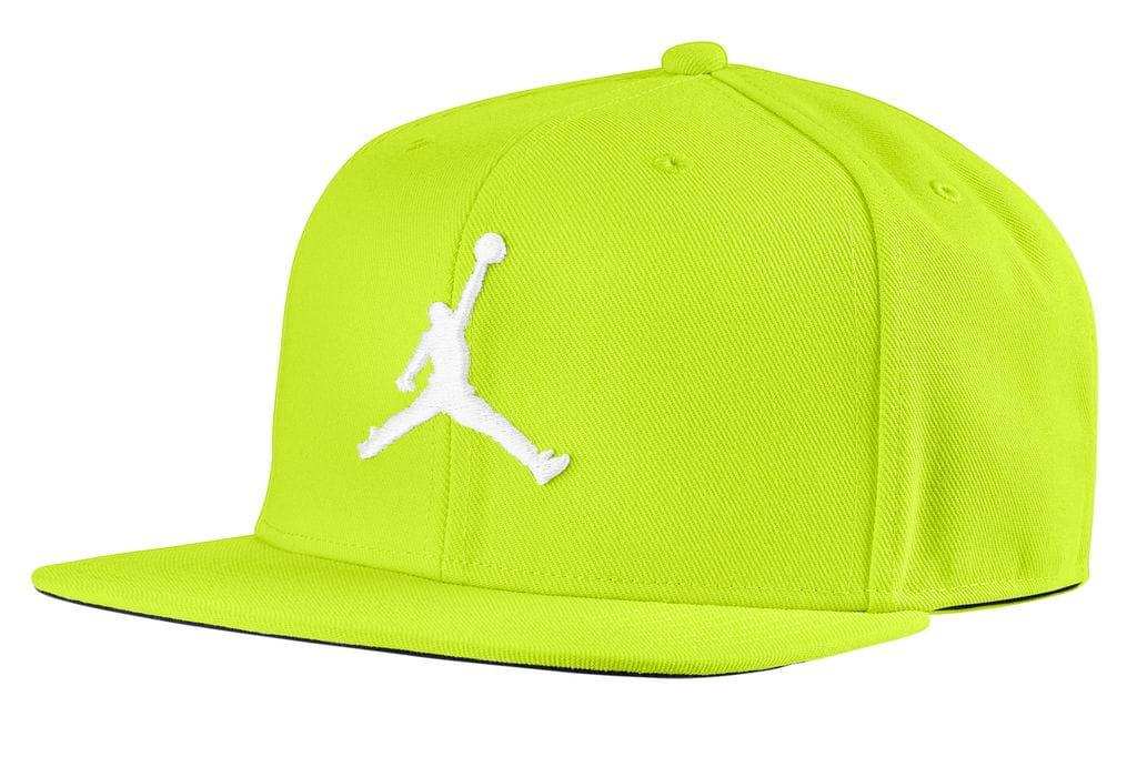 ביגוד נייק לגברים Nike JORDAN PRO JUMPMAN - צהוב