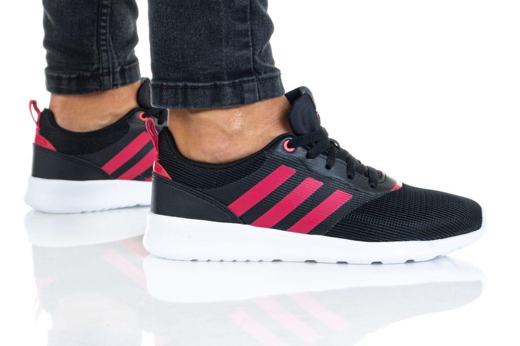 נעלי ריצה אדידס לנשים Adidas QT RACER 2.0 - שחור/ורוד