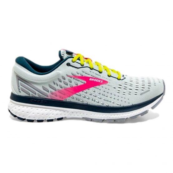 נעלי ריצה ברוקס לנשים Brooks Ghost 13 - צבעוני בהיר