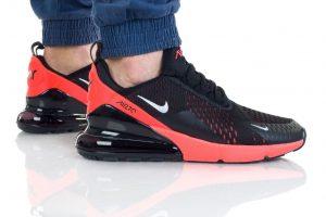 נעליים נייק לגברים Nike AIR MAX 270 - שחור/אדום