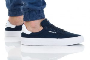 נעלי סניקרס אדידס לגברים Adidas Originals 3MC - כחול כהה