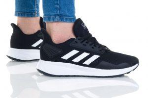 נעליים אדידס לנשים Adidas DURAMO 9 - שחור/לבן