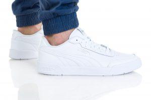 נעליים פומה לגברים PUMA CARACAL - לבן מלא