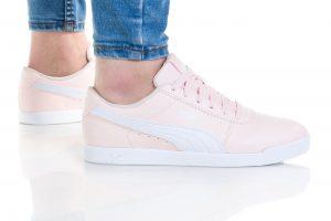 נעלי סניקרס פומה לנשים PUMA Carina Slim SL - ורוד
